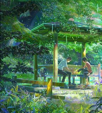 the garden of words anime tv tropes