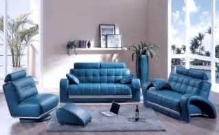 La formula para la decoraci 243 n de salas modernas color azul