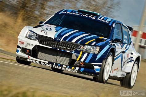 Rallye Auto R5 by Skoda Fabia R5 Rally Autos Verkaufen