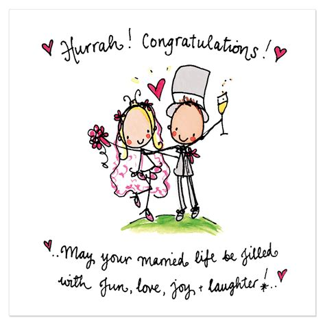 Wedding Congratulations In by Hurrah Congratulations May Your Married