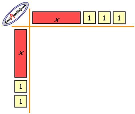 algebra tiles template free algebra tiles to print or