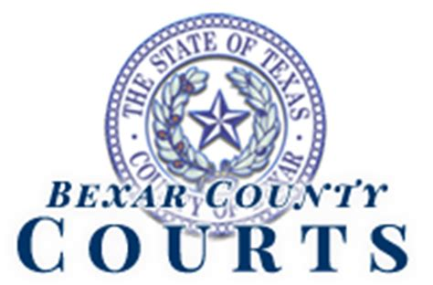 Bexar County Civil Court Records Civil District Courts Bexar County Tx Official Website
