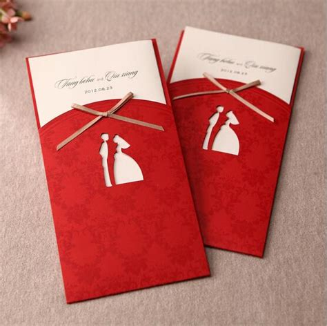 Simple Marriage Invitation Cards by 40 Most Ideas For Wedding Invitation Cards And