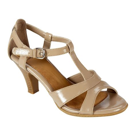 comfortable shoes for women over 50 women s dress shoe taupe fashion for every occasion at sears