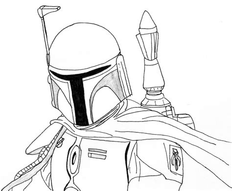 boba fett by greedry on deviantart