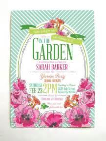 25 best ideas about garden invitations on garden theme garden and