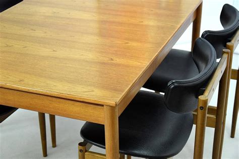 1960 Dining Room Furniture by 1960s Dining Room Set By Thereca For Sale At 1stdibs