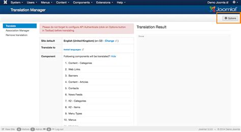 tutorial joomla website create a multilingual site in joomla arvixe blog