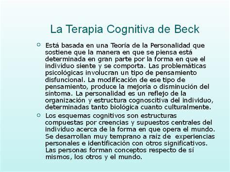 la terapia cognitiva en el tratamiento de la depresin mayor psicolog 237 a cognitiva monografias com