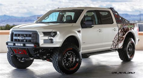 truck ford f150 2015 ford f 150 show trucks for sema and la
