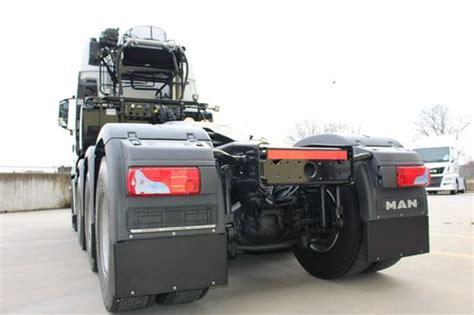 testo e la buss consegnato il primo tgx d38 di 640 cv macchine