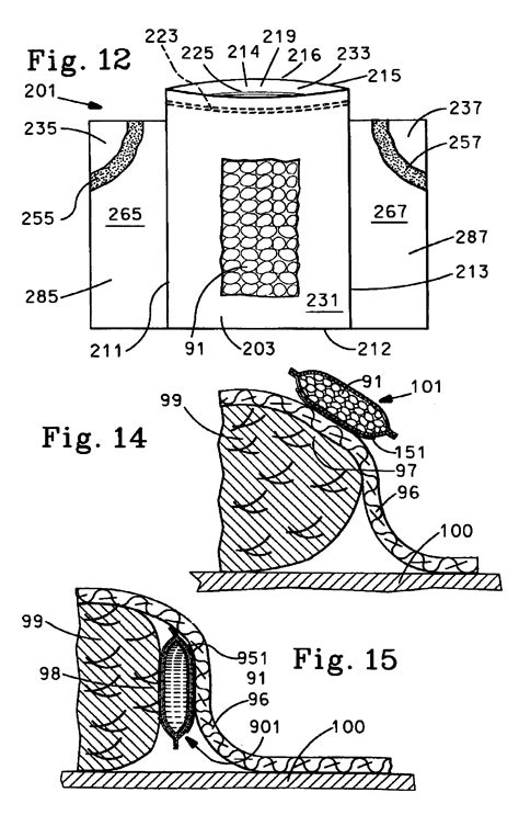 patent us4427010 method and means for cooling injured patent us7784304 non slip ice bag device and method for