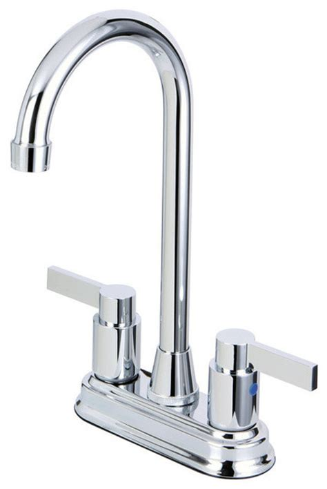 4 Inch Centerset Faucet two handle 4 inch centerset bar faucet contemporary bar faucets