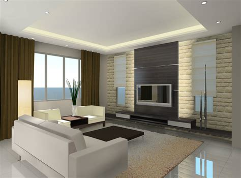 living interior design ideas simple room