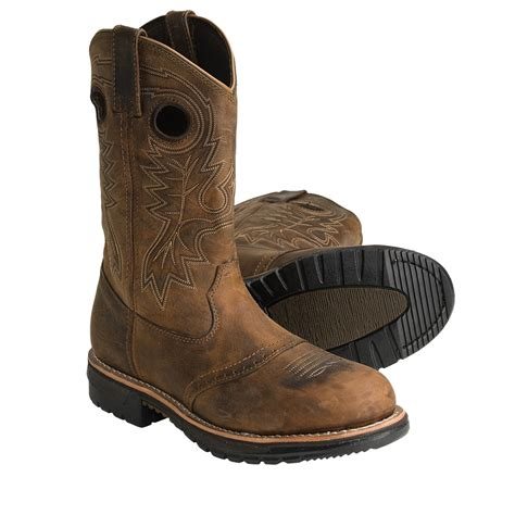 rockies boots for rocky western work boots for 3561k save 35