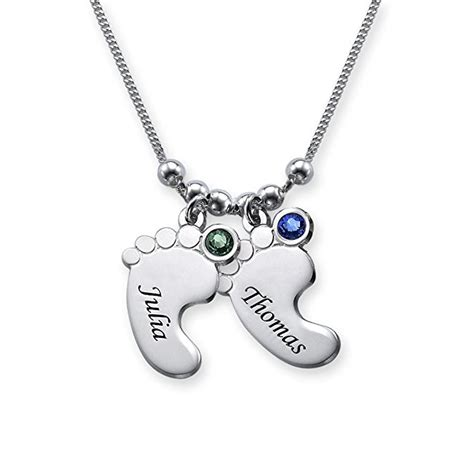 8 Necklaces To Give To Your by Baby Foot Pendant Necklace New Rhinestones Necklaces