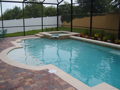 american backyard pools swimming pools with spas orlando fl custom pool and