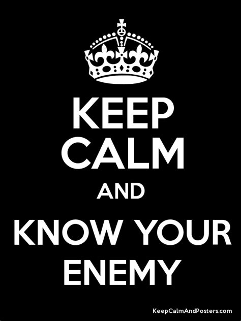 Essay Campaign #11: Know Your Enemy - Modern War Institute
