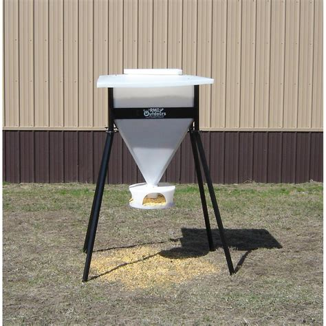 rmi outdoors deer lux feeder 124524 feeders at