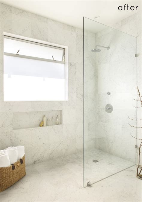 Acrylic Vs Kaca beautiful bathroom showers design chic design chic