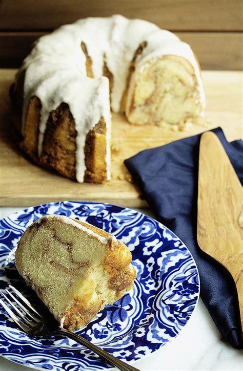 grandbaby cakes cinnamon roll poundcake designsponge