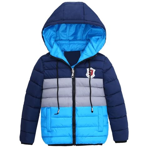 7 Jackets For Your Boy by Coat 2018 New Winter Boys Jacket For Boys