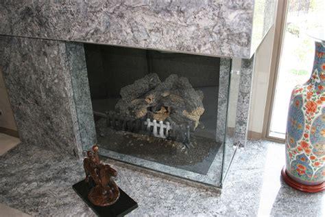 Custom Fireplace Glass Doors Custom Glass Fireplace Doors Custom Fireplace Door Marc Konys Glass Design