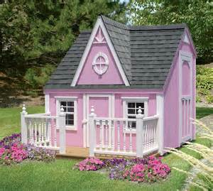 Outside Playhouse Plans Outdoor Playhouse Detailed Plan Pdf Plans