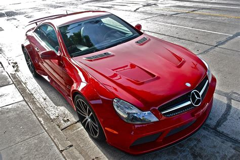 cars mercedes red auto men dream