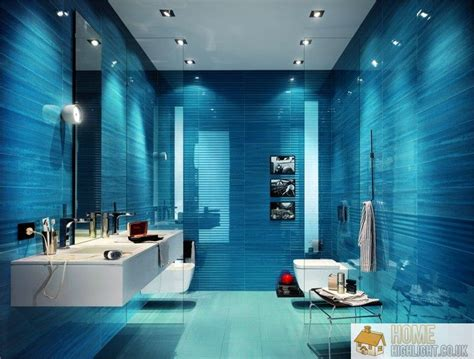 blue bathtub modern blue bathroom designs ideas 171 home highlight