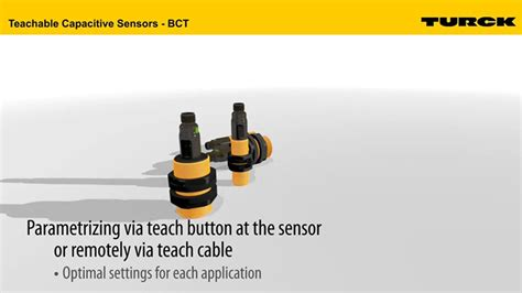 providing an edge in capacitive sensor applications applications turck your global automation partner