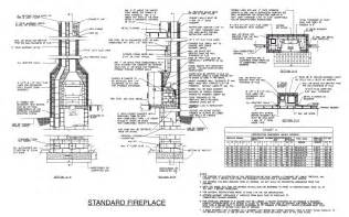 masonry fireplace dimensions standard fireplaces superior clay