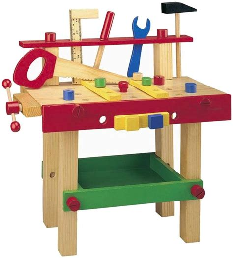 toy wooden work bench wooden toy workbench how to build a amazing diy