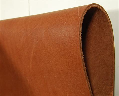 pelle vacchetta pelle vacchetta spessa 4 5 mm selleria concia vegetale