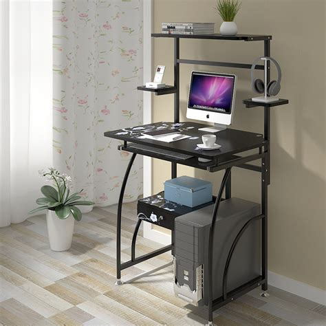Small Modern Computer Desk Small Modern Computer Desk Thediapercake Home Trend