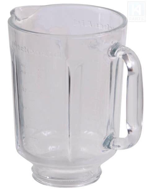 Kitchenaid Blender Glass Jug Blender Glass Jar Jug Bowl Pitcher For Most