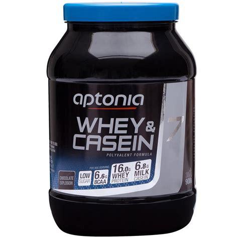 Whey Casein Whey Casein 7 Chocolate 900g Decathlon