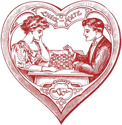 victorian heart valentines  graphics fairy