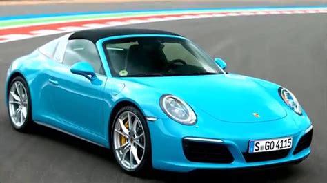 miami blue porsche wallpaper porsche 911 targa 4s miami blue youtube