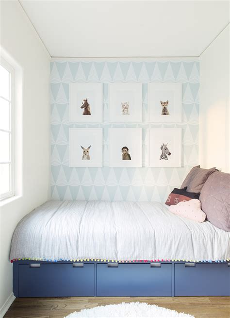 animal print wallpaper for bedroom sophisticated art for baby s nursery shop our charming