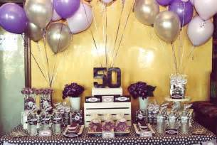 50th birthday party ideas guide