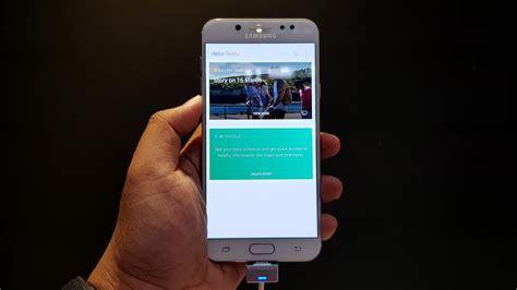 Harga Samsung J7 Keluaran Pertama pandang pertama samsung galaxy j7 peranti dwi kamera