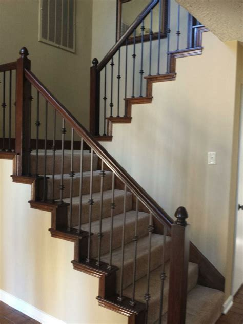 wrought iron banister spindles 52 best staircase ideas images on pinterest banisters