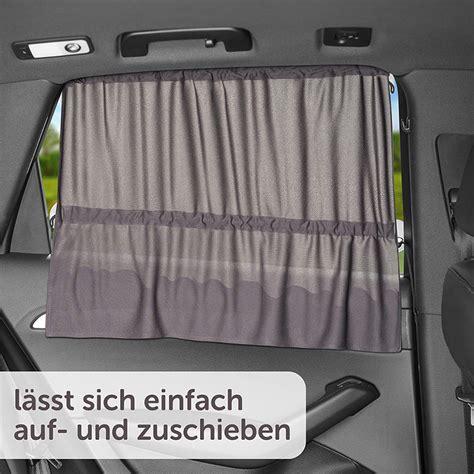 Fenster Sichtschutz Auto by Sonnenschutz Auto Seitenscheibe Vorhang Sichtschutz
