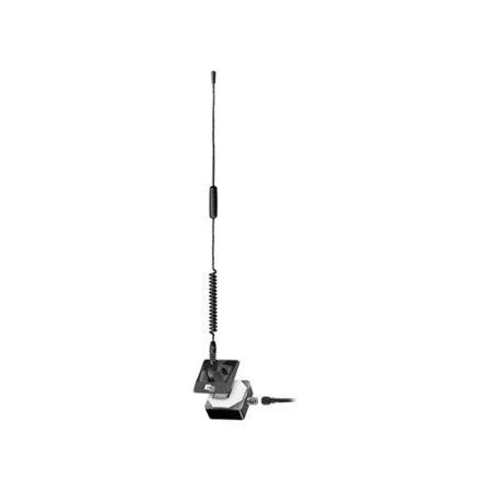 antenna specialist universal cellular on glass mount