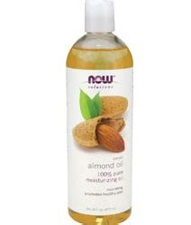 473ml Now Foods Sweet Almond vitaminc購物網 天然甜杏仁油 473 ml