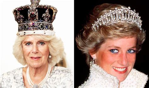 Princess Diana 'DID want to be Queen' ? but 'Camilla will