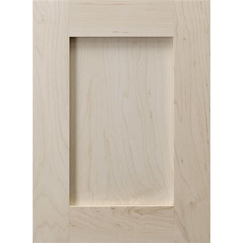 maple kitchen door fronts shop surfaces 13 in w x 22 in h x 0 75 in d paint grade