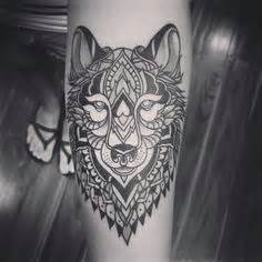wolf mandala tattoo finished youtube 1000 images about tattoo ideas on pinterest final