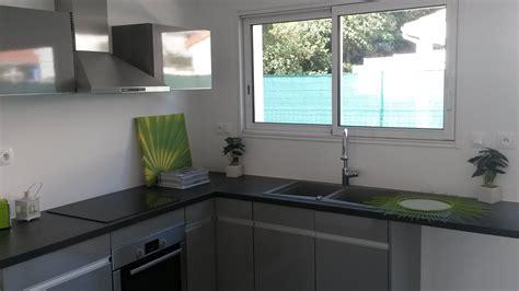 optimiser espace cuisine la cuisine en l pour optimiser l espace maisons uno